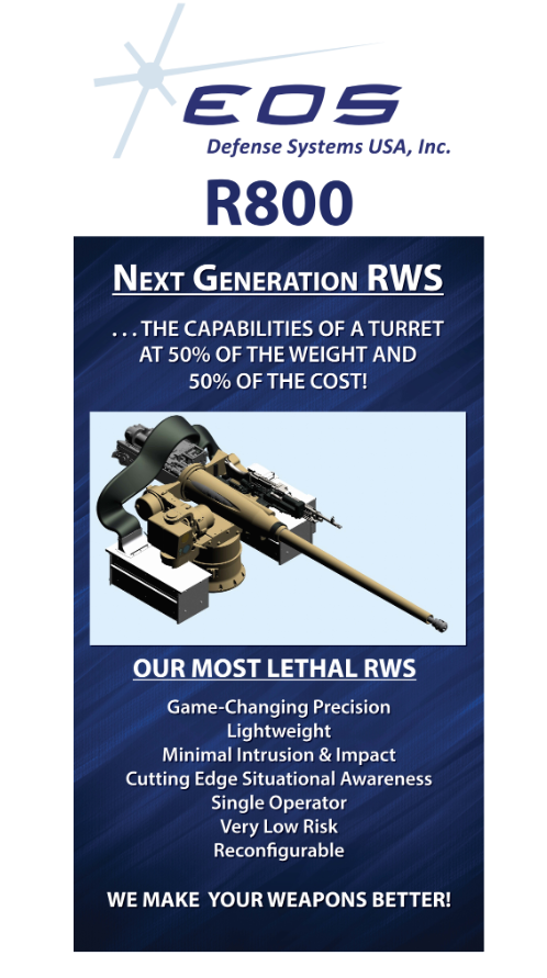 R800-The Next generation RWS