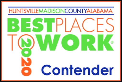 2020 Best Places to work contender